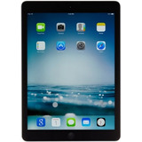 Apple Ipad Air Mf004ll / A (32 Gb, Wi-fi Verizon, Negro Con