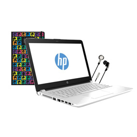 Laptop Hp 14-bs012la Core I3 Ram 4gb Dd 1tb+ Funda+audifonos