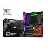 X99 Lga 2011 V3 Msi X99a Gaming Pro Carbon Rgb Ddr4