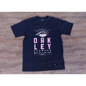 Camisa Compressao Oakley - Acessórios para Veículos no Mercado Livre ... 40ad03708049b