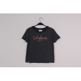 Blusa Billabong Feminina - Camisetas e Blusas no Mercado Livre Brasil caed704def1
