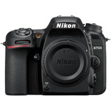 Camara Nikon Dslr D7500 Aps-c Dx Cuerpo Nuevo 4k Full Hd