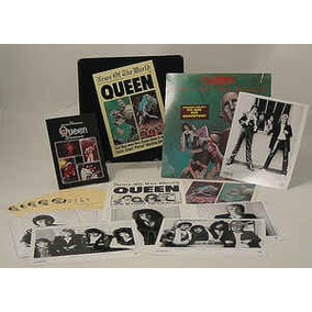 Queen News Of The World 40 Th Deluxe Boxset Import