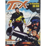 Hq Tex 437 Ed Mythos. Os Predadores Do Rio / 116pg 2006 (a)