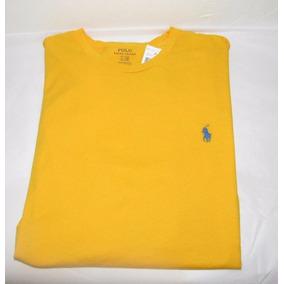 Camiseta Básica Polo Ralph Lauren Tamanho M Nova Original 30a0acb6ae5