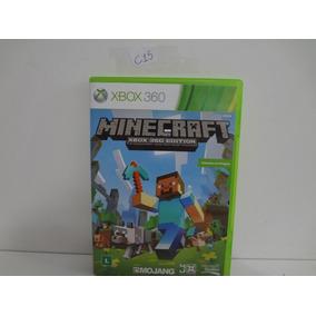 Jogo Xbox 360 - Minecraft - Xbox 360 Edition 2013 (original)