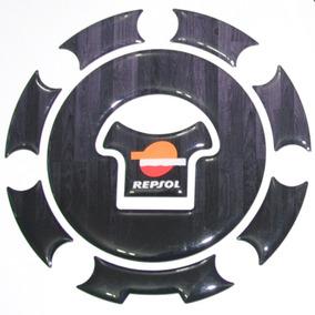 Protetor Bocal Tanque Fuel 3d Repsol Moto Honda Cbr 1000 Rr