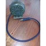 Segunda Guerra Mundial Microfono
