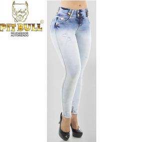Calça Pitbull Jeans Feminina Bojo Regulavél Pit Bull 25838