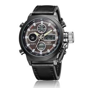 Reloj Digital Ohsen 1601 Black - Original