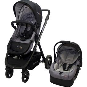 Coche Modern 3 Con Baby Silla Y Moises Premium Baby 2018