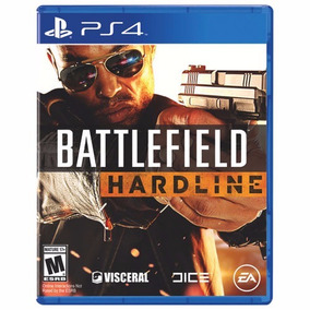 Game Battlefield Hardline E Far Cry Primal Ps4 (usado)