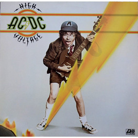 Vinilo Ac/dc - High Voltage