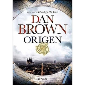 Origen Dan Brown Libro Digital P-df E-pub Y M-obi