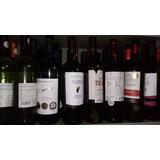 Botellas De Vino Verdes - Vacias (b468)