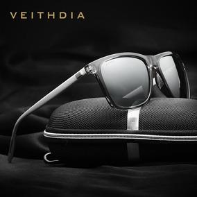Veithdia® 6108 Óculos De Sol Masculino Alumínio Polarizado