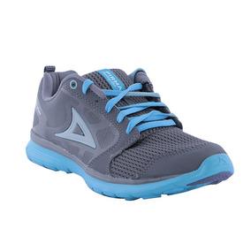 Tenis Pirma Mujer Para Correr Running Est 533 Gris Azul