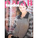 Revista Parati Tejidos -prendas Con Estilo