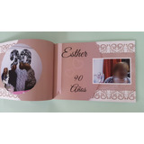 Libro Para Fotos 28x20 Cms - Tapa Dura