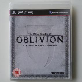 Oblivion 5th Anniversary Edition The Elder Scrolls Iv Ps3