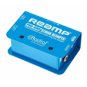 Caja Directa Radial Pro Reamp