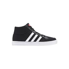 wholesale dealer 3d2ba 3eb33 Tenis Casual Urbano Botin adidas Vs Set J04513 Negro Dama