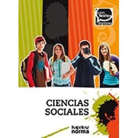 Ciencias Sociales 7/1 - Contextos Digitales