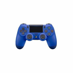 Joystick Ps4 Bluetooth Dualshock Blue Garantía Oficial