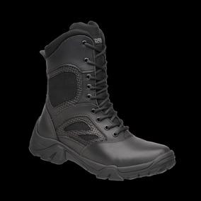 Calzado De Seguridad Bota Táctica Swat Riverline Ergonomic