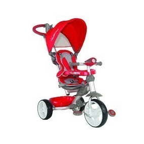 Triciclo Astro Bebesit Rojo