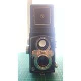 Camara Yashica 635 Formato Medio C/ Adaptador 35mm Excelente
