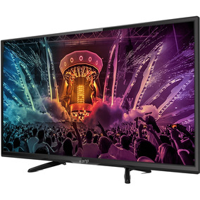 Tv Led 32 Kanji Pulgadas Hd Hdmi Usb Tda
