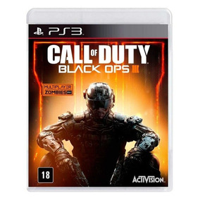 Call Of Duty Black Ops 3 Ps3 Fisica Lacrado Nfe
