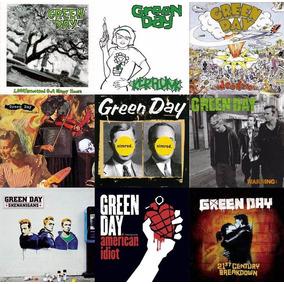 Green Day Discografía Completa 14 Cd Nuevos Originales