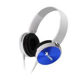 Stylos Audifonos Diadema Over-ear Ajustable Disorder 3.5