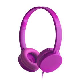 T Promoción Audífonos Es Colors Morado Con Envío Gratis
