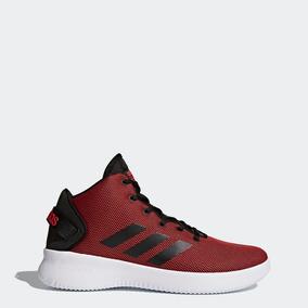 brand new 90f85 c42ee adidas Neo Refresh Mid Zapatillas Basketball Casuales