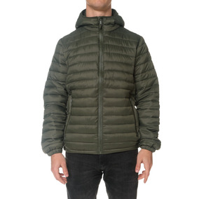 Campera Billabong Flicky Military Hombre