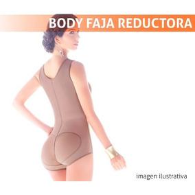 Faja Body Reductora Cuerpo Mujer