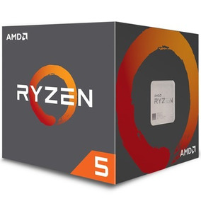 Processador Amd Ryzen 5 2600 C/ Wraith Stealth Cooler, Six