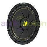 Kicker Cwcd124 Compc 12 Subwoofers Bundle Dual 4-ohm Voice
