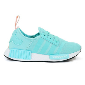 zapatillas adidas verde agua