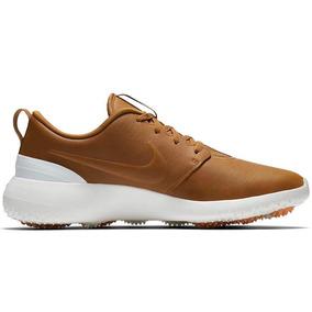 Kaddygolf Zapatos Golf Nke Roshe G Premiun - Cuero - Nuevo