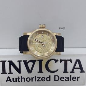 3fe6c47c471 Relogio Invicta S1 Rally Yakuza Preto U5446 - Relógios no Mercado ...