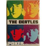 Beatles Naipes Baraja Poker Mazo Nuevo Sellado