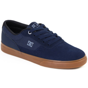 Zapatillas Dc Shoes Switch Skate Urbanas Hombre Importadas