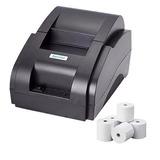 Impresora Termica 58mm Usb Punto De Venta + 5 Rollos 57x45mm