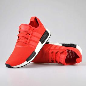 adidas nmd rojas