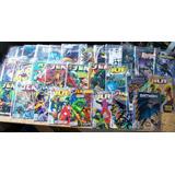 Comic Batman - Superman - Liga De La Justicia - Dc - Por 28