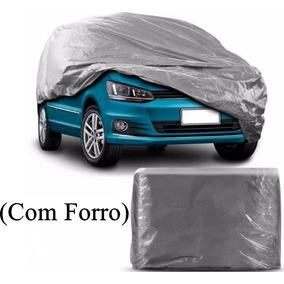 Capa Cobrir Carro Fox Todos Forrada Impermeavel Uv
